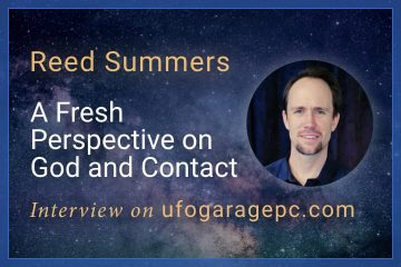 a fresh perspective on God and contact with aliens